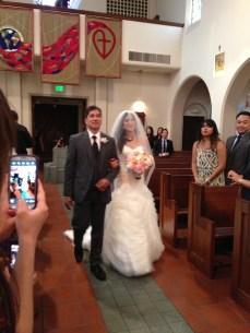 Beautiful Bride Lori