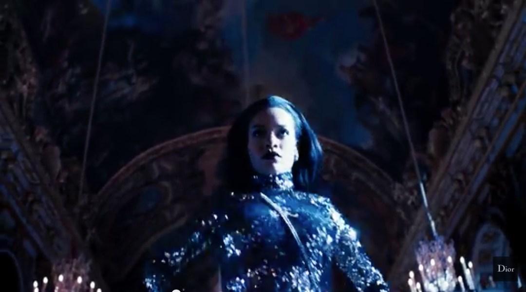 Dior Secret Garden IV featuring Rihanna - Versailles - 60s