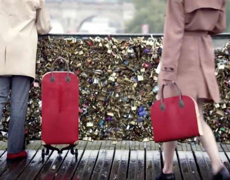Louis Vuitton Video in Paris