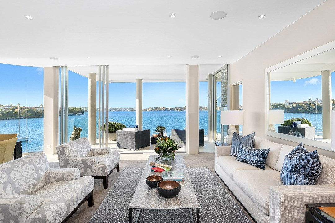 Waterfront Haven Meets Contemporary Luxury