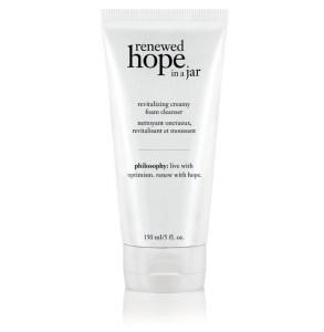 Renewed Hope in a Jar Revitalising Creamy Foam Cleanser