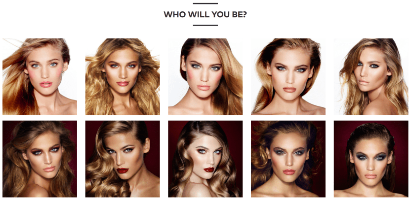 Who will you be - Charlotte Tilbury on Beautylish
