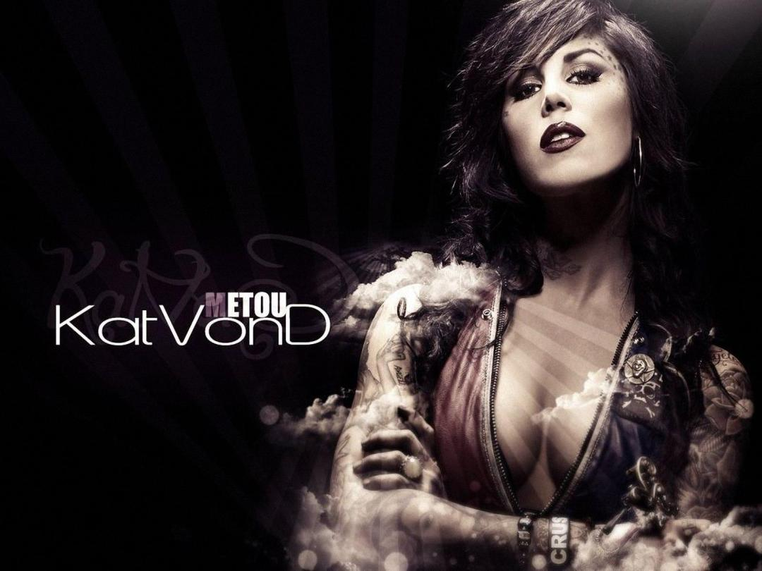 Kat Von D 1280x1024 Wallpapers