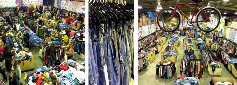 RetroStar Vintage Clothing has grown into the largest vintage store in Australia