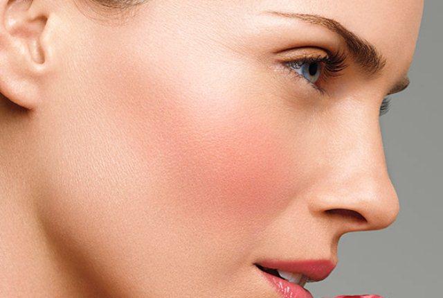 Beautiful blush application techniques