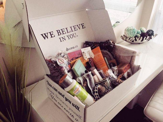 Divona Perfume with Purpose