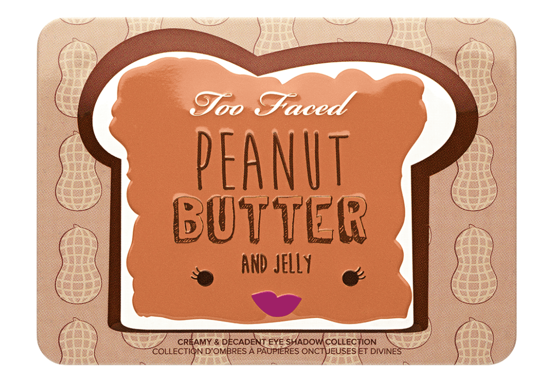 Peanut Butter Honey Eyeshadow Palette by Two Faced