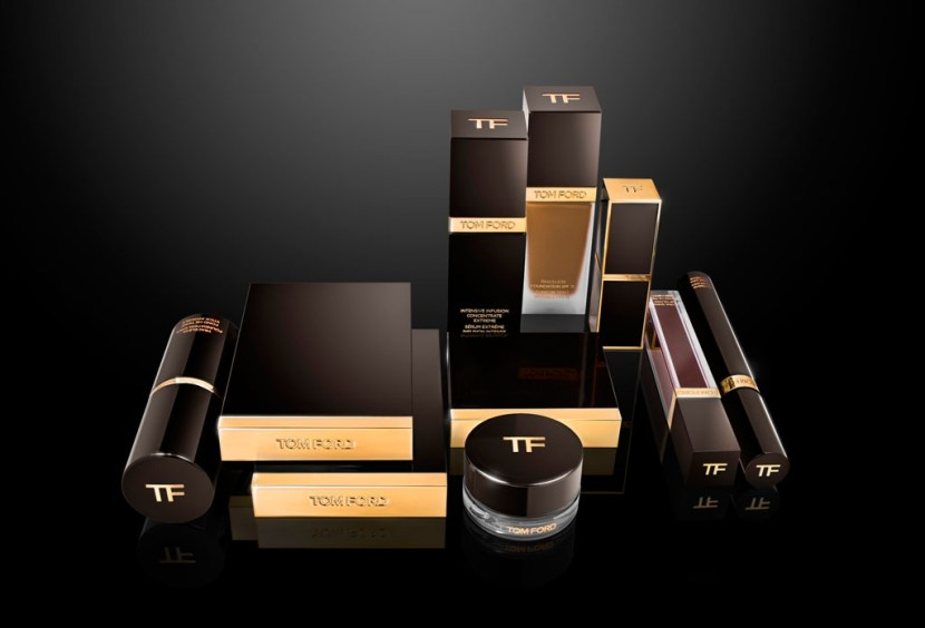 Tom Ford Packaging Via Loyd and Co Design