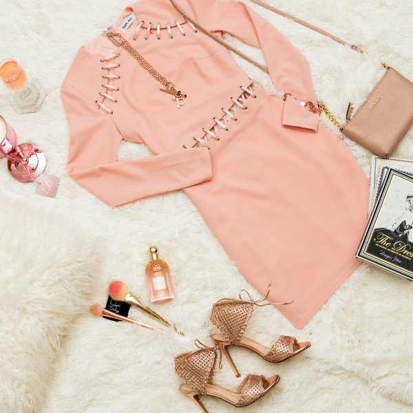 Social media photography and styling of flat lays for fashion, food, business services