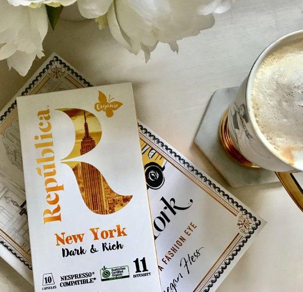 republica organic coffee new york sample instagram post