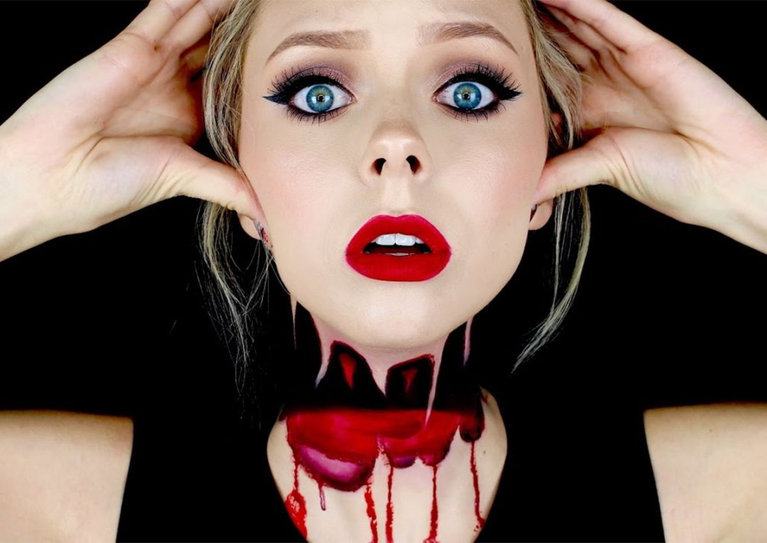 top 12 halloween makeup ideas – who needs a costume when you have