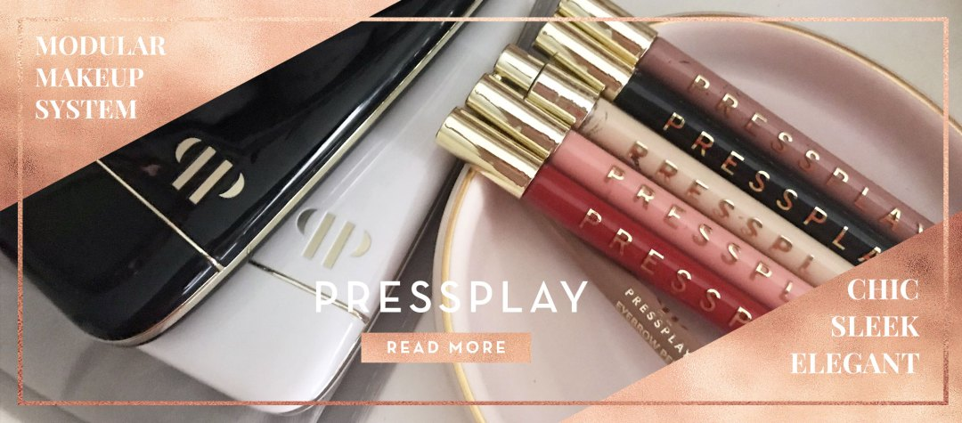 Portable Beauty: Pressplay Cosmetics for Glamour On The Go