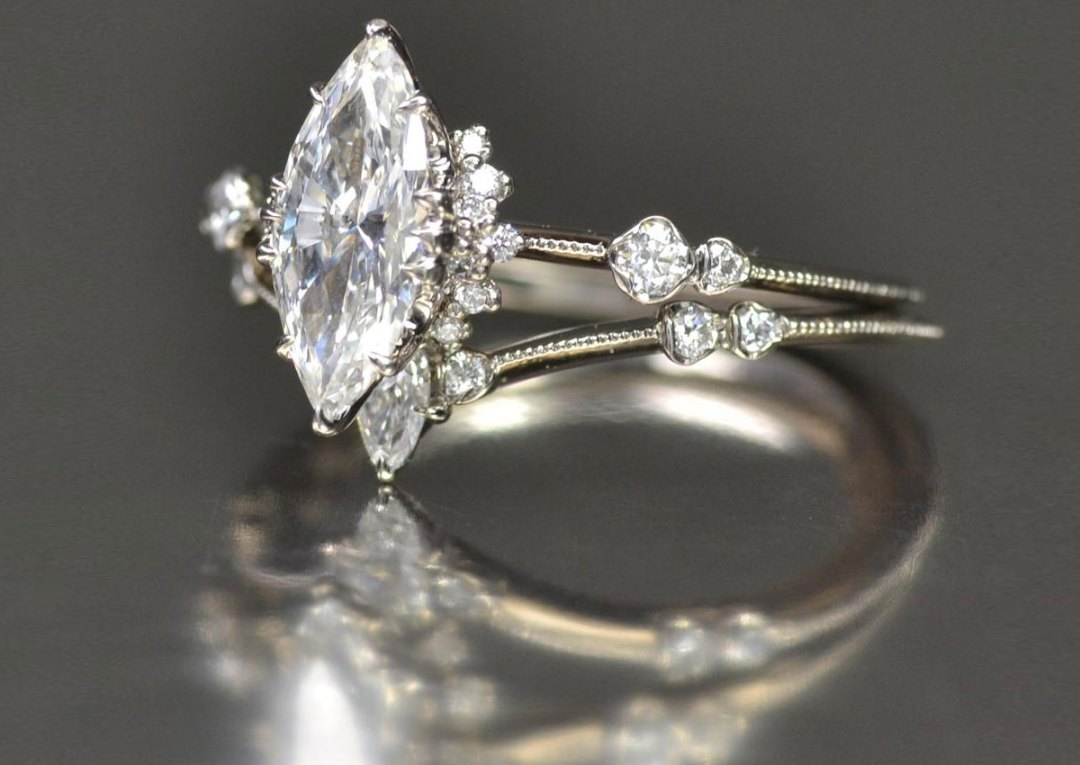 a4e6b233f The Most Unique Engagement Rings You Can Buy Today | Diane Penelope ...