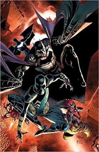 Batman: Detective Comics Vol 3-League of Shadows (Rebirth)