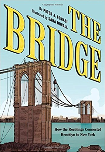 Book Giveaway of The Bridge