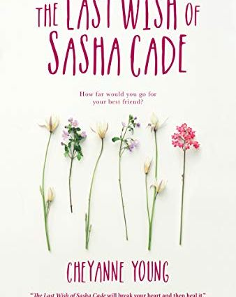 Book Giveaway of the Last Wish of Sasha Cade