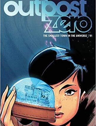 Outpost Zero Vol 1