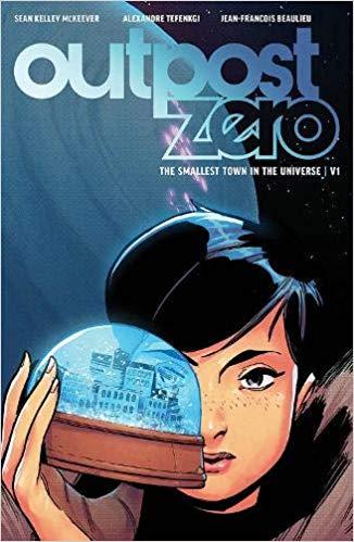 Outpost Zero Vol 1