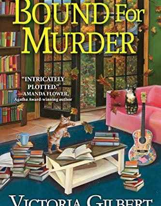 Bound for Murder Author Interview and Review