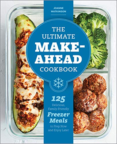 Ultimate Make-ahead Cookbook