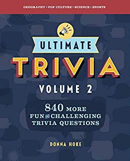 Ultimate Trivia Volume 2