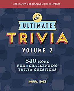 Ultimate Trivia Volume 2
