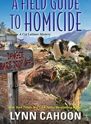 A Field Guide to Homicide Guest Post and Giveaway