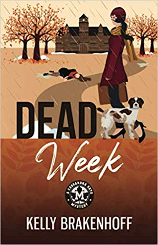 Dead Week Spotlight and Giveaway