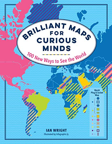 Brilliant Maps for Curious Minds