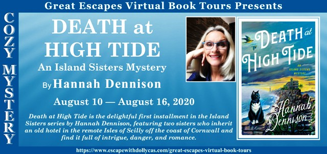 Death at High Tide Review and Giveaway
