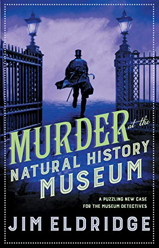 Murder at the Natural History Museum