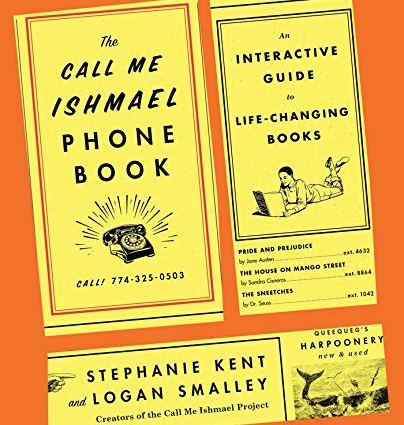 Call Me Ishmael Phone Book