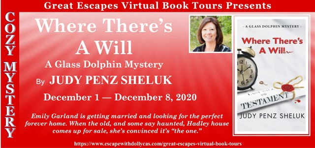 Where There's a Will Review and Giveaway