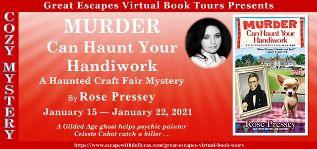 Murder Can Haunt Your Handiwork Spotlight and Giveaway