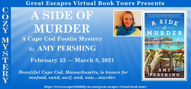 A Side of Murder Guest Post and Giveaway