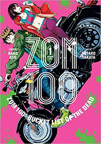Zom 100: Bucket List of the Dead