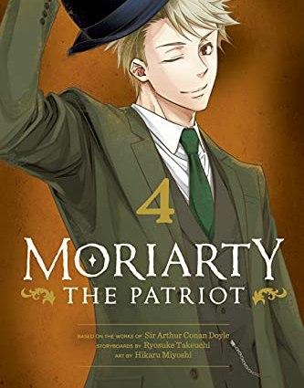 Moriarty the Patriot Vol 4