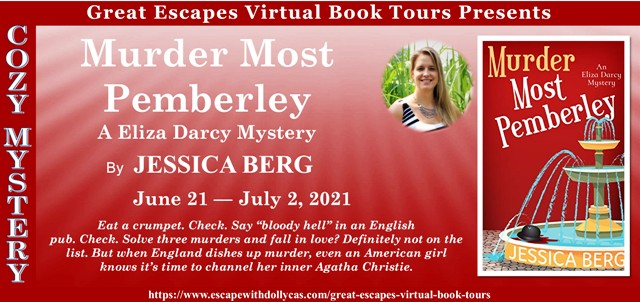 Murder Most Pemberley Guest Post and Giveaway