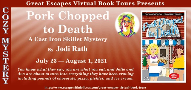Pork Chopped to Death Review, Guest Post and Giveaway