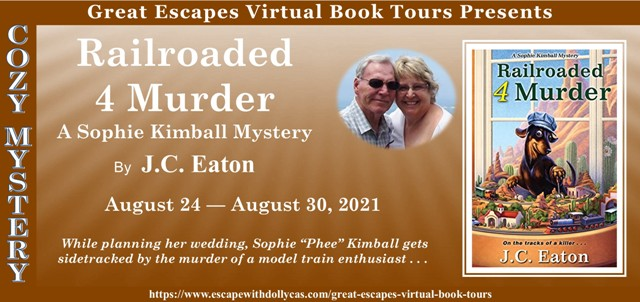 Railroaded 4 Murder Review and Giveaway