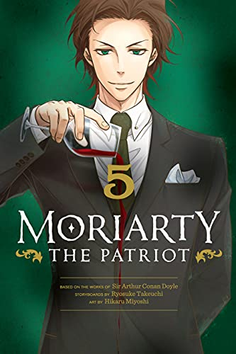 Moriarty the Patriot Vol 5