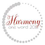 OneWord2013_Harmony150