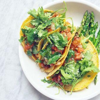 Natural Light Tacos