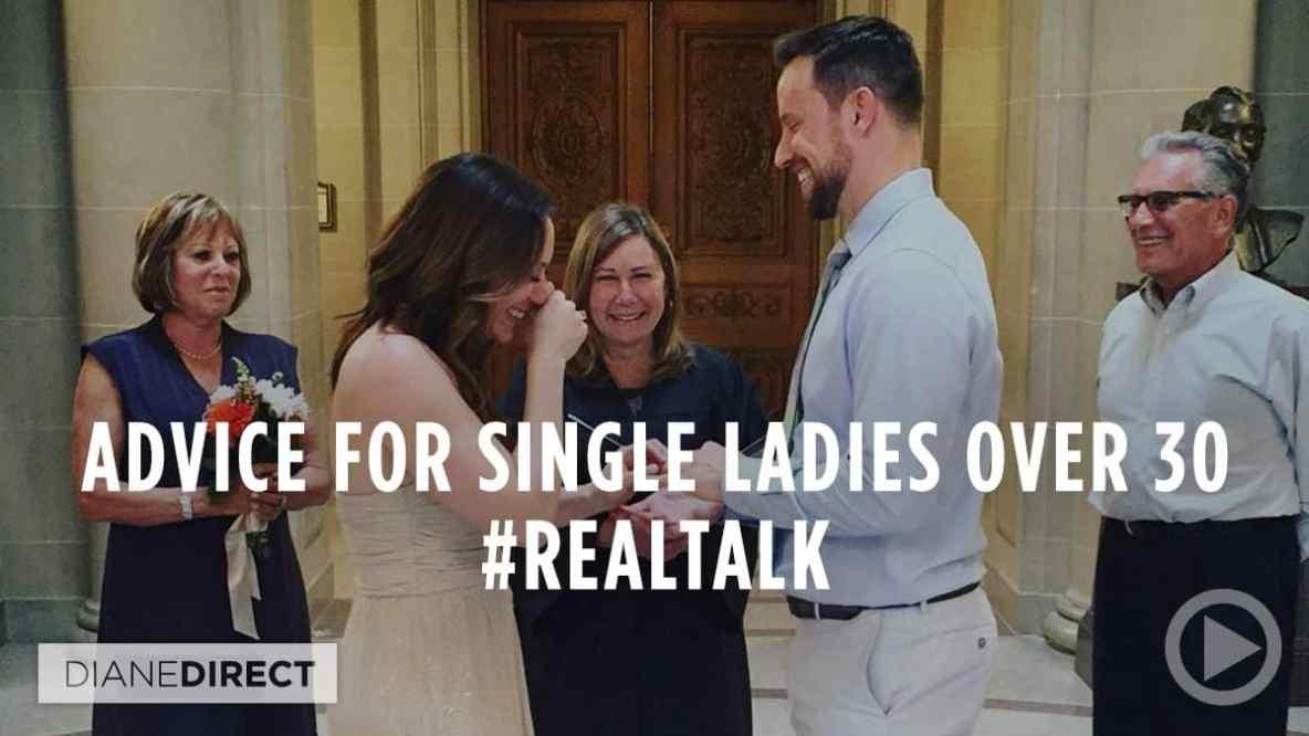 Advice for Single Ladies | Diane Sanfilippo
