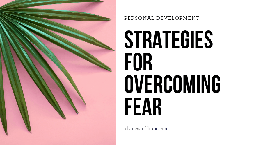 Strategies for Overcoming Fear | Diane Sanfilippo