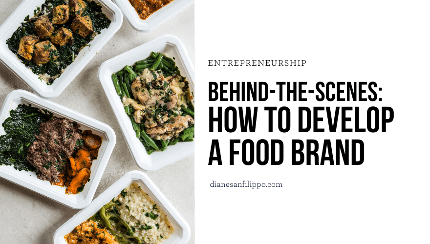 How to develop a food brand - behind the scenes of Balanced Bites. | Diane Sanfilippo
