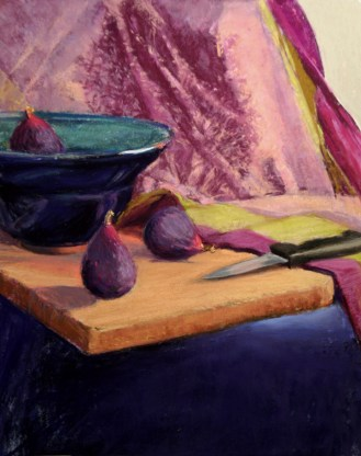 Memories of Provence, 9 x 12