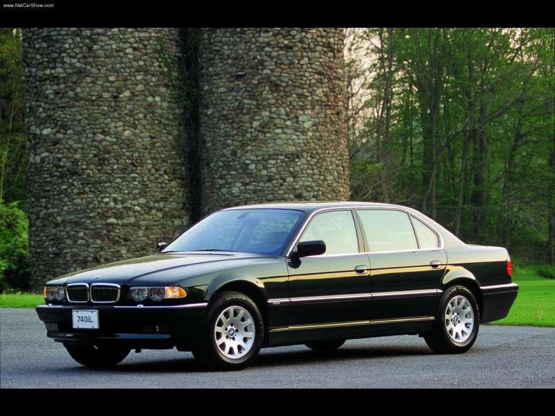 BMW-740iL