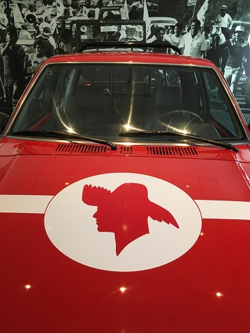 Campaign car