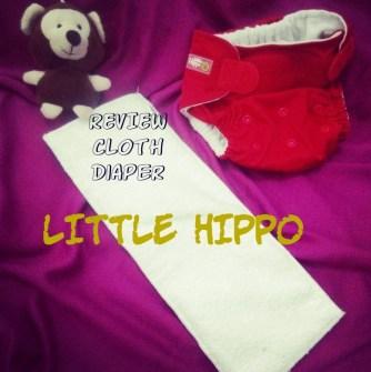 Cloth Diaper Little Hippo